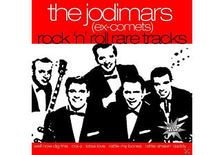 The (ex-comets) Jodimars - Rock  N  Roll Rare Tracks - (CD)