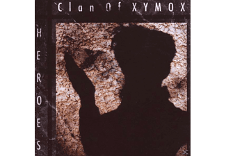 Clan Of Xymox - Heroes - (CD)