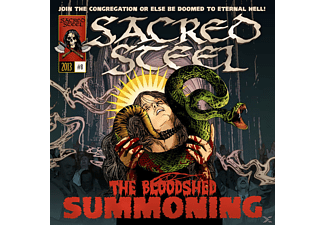 Sacred Steel - The Bloodshed Summoning - (Vinyl)