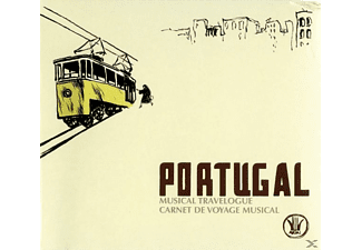 VARIOUS - Portugal-Musical Travelogue - (CD)