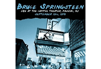 Bruce Springsteen - Live At The Capitol Theater Passiac Nj, Sept.19th - (CD)