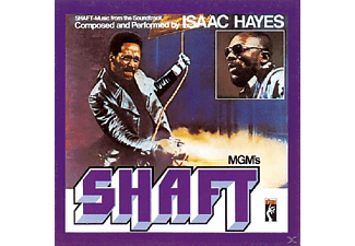 VARIOUS - SHAFT - (Vinyl)