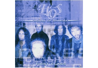 House Of Shakira - First Class - (CD)