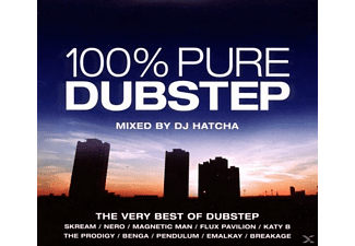 VARIOUS - 100% Pure Dubstep - (CD)