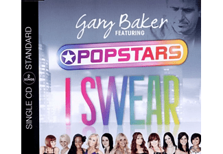 Gary & Popstars Baker, Gary Feat.Popstars Baker - I Swear (2track) - (5 Zoll Single CD (2-Track))