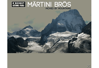 Märtini Brös - Moved By Mountains - (CD)