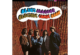 Blues Magoos - Electric Comic Book-Limited Edition (1.000) [Limited Edition - (CD)