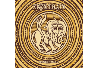 Zion Train - State Of Mind - (CD)