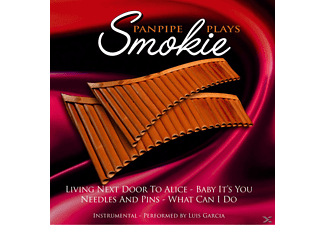 Luis Garcia - Panpipe Plays Smokie - (CD)