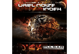 Uriel Noize Vs Index - Pulsar - (CD)