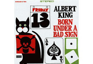 Albert King - Born Under A Bad Sign (180g Vi) - (Vinyl)