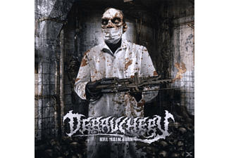 Debauchery - Kill Maim Burn - (CD)