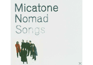 Micatone - Nomad Songs - (CD)