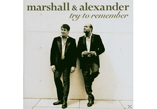 Marshall & Alexander - Try To Remember - (CD)
