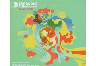 VARIOUS - Defected In The House-Miami 06 [CD]