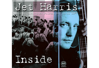 Jet Harris - Inside - (CD)