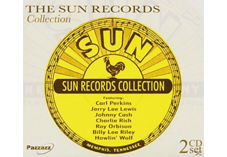 VARIOUS - The Sun Records Colletcion [CD]