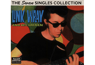 Link Wray - Swan Singles Collection - (CD)