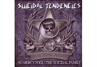 Suicidal Tendencies - No Mercy Fool! / The Suicidal Family - (CD)
