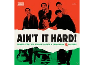 VARIOUS - Ain't It Hard! Sunset Strip '60s Sound - (Vinyl)
