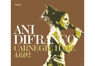 Ani DiFranco - Carnegie Hall 06.04.02 - (CD)