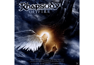 Rhapsody Of Fire - The Cold Embrace Of Fear - (CD)