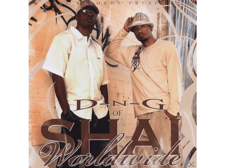Shai - Worldwide [CD]