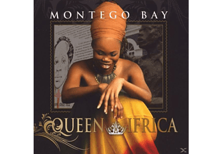 Queen Ifrica - Welcome To Montego Bay [CD]