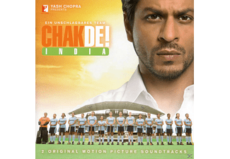 VARIOUS - Chak De India/Aaja Nachle - (CD)