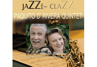 Paquito Quintet D'rivera - Jazz-Clazz - (CD)