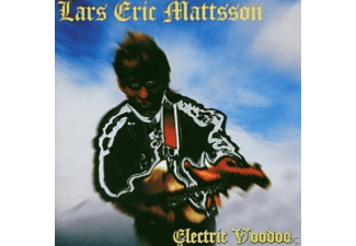 Lars Eric Mattsson - ELectric Voodoo - (CD)