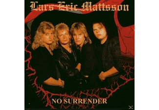 Lars Eric Mattsson - No Surrender - (CD)