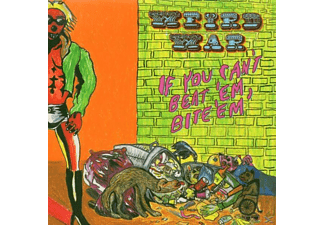 Weird War - If You Can't Beat 'Em,Bite 'Em - (CD)