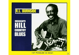 R.L. Burnside - Mississippi Hill Country Blues - (CD)