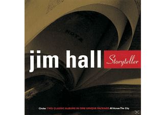 Jim Hall - Storyteller - (CD)