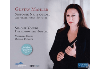 VARIOUS, Young, Philharmoniker Hamburg - Sinfonie 2 Auferstehungs-Sinf. - (CD)