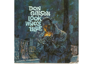 Don Gibson - Look Who's Blue - (CD)