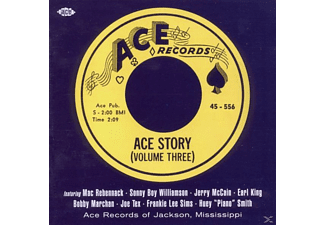 VARIOUS - Ace Story Vol.3 [CD]