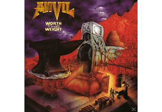 Anvil - Worth The Weight-ReRelease - (CD)