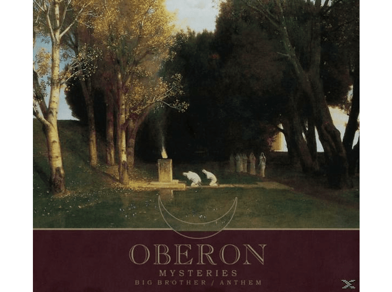 Oberon - Mysteries/Big Brother/Anthem (Digipak) [CD]