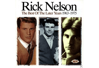 Rick Nelson - Best Of The Later Years 1963-1975 [CD]