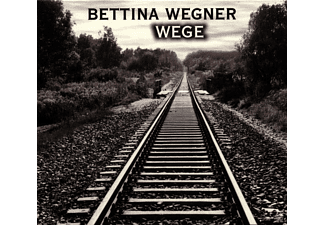 Bettina Wegner - Wege - (CD)