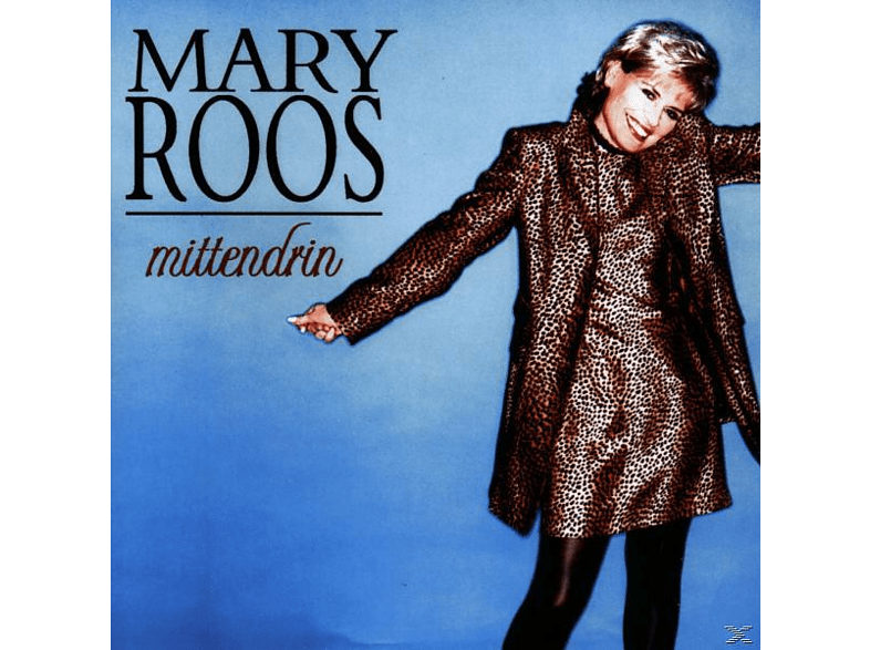 Mary Roos - Mittendrin [CD]