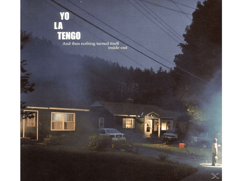 Yo La Tengo - And Then Nothing Turned Itself Inside-Out [CD]