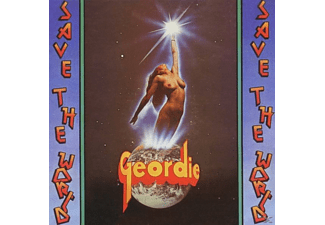 Geordie - Save The World [CD]