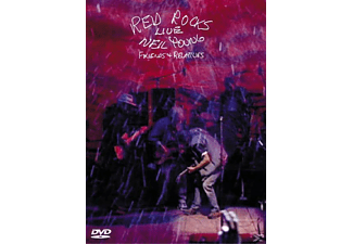 Neil Young - Red Rocks Live - (DVD)