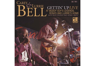 Carey Bell - Gettin  Up. Live At Buddy Guy S Leg - (CD)