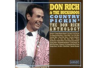 Don Rich - Country Pickin-The Don Rich Anthology - (CD)