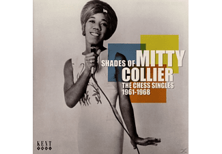 Mitty Collier - Shades Of - The Chess Singles 1961-1968 - (CD)