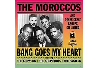 Moroccos & Others - Bang Goes My Heart - (CD)